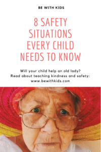 8 safety situations about help requests from strangers every child needs to know