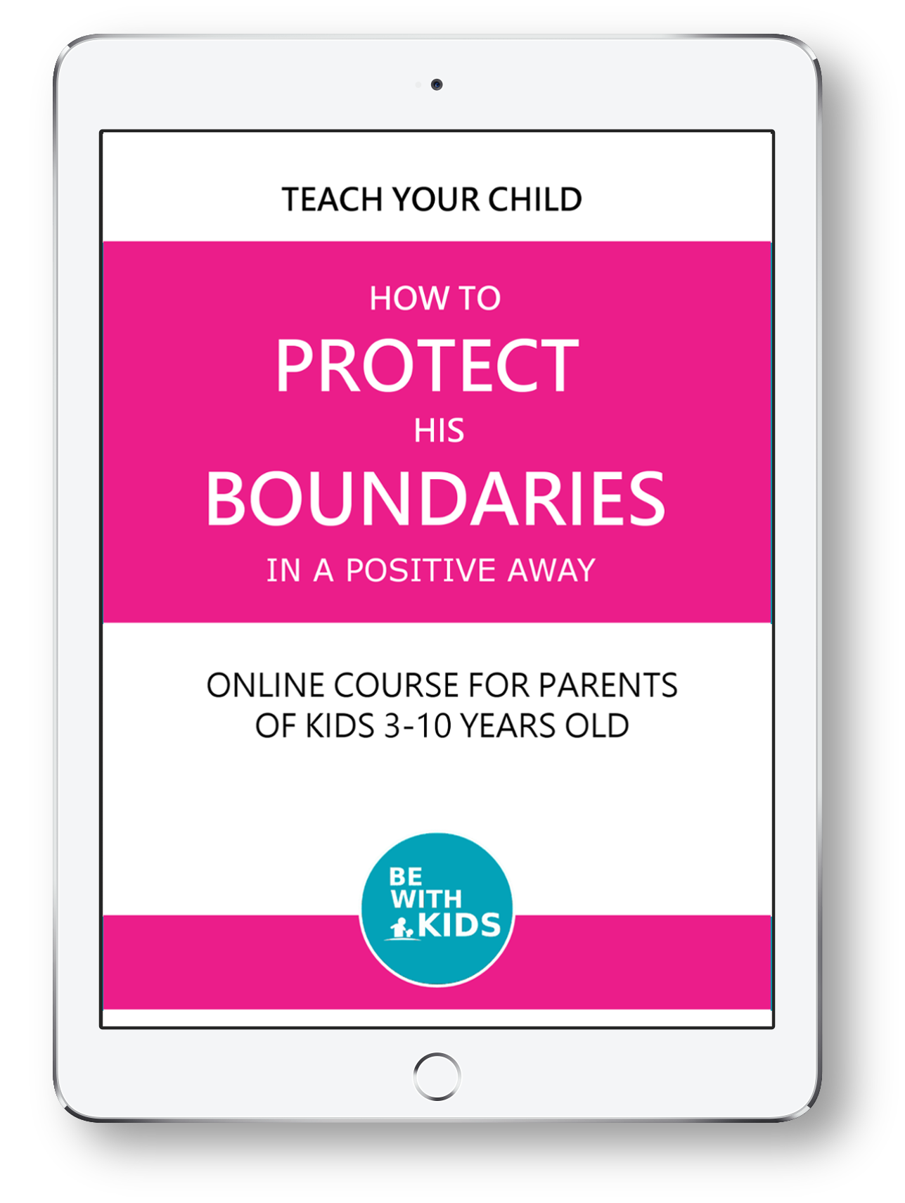 A backbone of your child's confidence and ability to stand up for himself. Kids learn their values, rights and duties and how to respond when their boundaries are crossed (even when wearing pink on a boy's team).