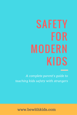 Teach Your Child Safety with Strangers